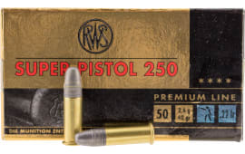 Walther Arms 2315570 22 Long Rifle 40 GR Lead Round Nose - 50rd Box