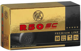 Walther Arms 2318602 22 Long Rifle 40 GR Lead Hollow Point - 50rd Box