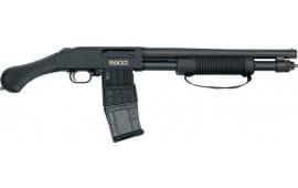 """Mossberg 50208 590M Shockwave 12GA. 2 3/4"""" 10-SHOT Corn COB Forend CYL"""