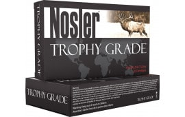 Nosler 60018 Trophy 260 Remington 125 GR Partition Brass - 20rd Box