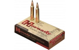 Hornady 8334 Superformance Varmint 22-250 Remington 35 GR NTX Lead-Free - 20rd Box