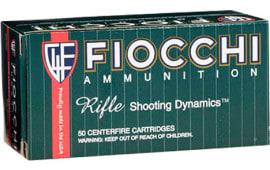 Fiocchi 308A Rifle Shooting Dynamics 308 Win FMJ BT 150 GR - 20rd Box