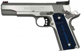 "Colt O5072GCL Gold CUP Lite FOB 5"" SS"
