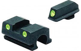 Walther Arms 2796627 Tritium 3 Dot Night Sight Set Pistol Black