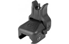 Ruger 90414 Rapid Deploy Front Sight AR-15 Polymer Black