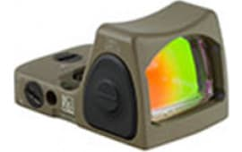Trijicon 700696 RM06C 3.2 MOA RED RMY Type 2 CK FDE