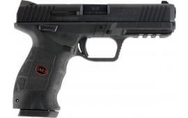 "Sar USA SAR9T Semi-Auto Pistol 4.4"" Barrel 9mm 17rd - Black - SAR9TBL"
