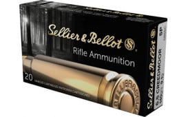 Sellier & Bellot SB65C 6.5 Creedmoor 140 GR Soft Point - 20rd Box