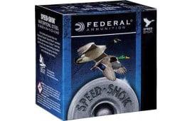 "Federal WF1423 Speed-Shok 12 GA 3"" 1-1/4oz #3 Shot - 250sh Case"