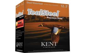 """Kent KTS123365 3"""" 11/4 Teal STL - 250sh Case"""