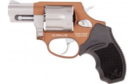 "Taurus 2856029ULC12 856 Ultra-Lite 38SP 2"" BRNZE/SS Revolver"