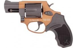 "Taurus 2856021ULC12 856 Ultra-Lite 38SP 2"" BRNZE/BLK Revolver"