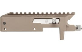 Tactical Solutions XR-QS Receiver X-RING 10/22 Quicksand (FDE) (NO TRIGGER)