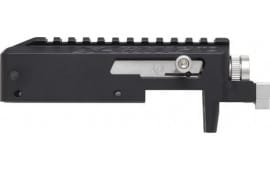 Tactical Solutions XRTD-MB Receiver 10/22 Takedown X-RING Matte Black (NO TRIGGER)