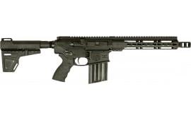 """Diamondback DB10PB13 M4 Pistol .308WIN 13.5"""" Black 20-SHOT NO Sights"""