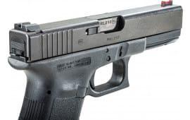 AmeriGlo GFT-119 Fiber Combination Glock Red Fiber Optic Front Sight