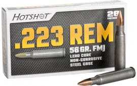 Century Arms AM2424 RA 223 56gr FMJBT - 20rd Box