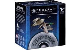 "Federal WF142T Speed-Shok 12 GA 3"" 1-1/4oz T Shot - 250rd Case"