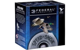 "Federal WF1452 Speed-Shok 12 GA 2.75"" 1-1/8oz #2 Shot - 250rd Case"