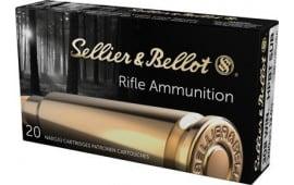 Sellier & Bellot SB308SUBA .308 Winchester 200 HPBT Subsonic - 20rd Box