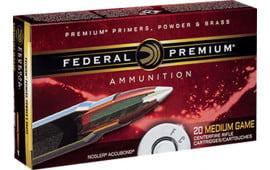 Federal P338LMA1 Vital-Shok 338 Lapua Magnum 300 GR Nosler AccuBond - 20rd Box