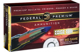Federal P7RETLR1 Edge TLR 7mm Remington Magnum 155 GR Terminal Long Range (TLR) - 20rd Box