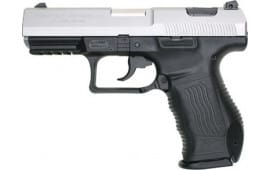 "Magnum Research MRFA4011F Eagle FA 40 S&W 4.15"" 11+1 Black Poly Grip Black/SS"