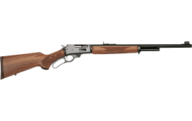 "Marlin 5+1 w/22"" Blue Barrel & American Walnut Stock"