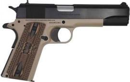"Colt Defense O1991MT 1991 5"" FS 7-SHOT Mcmillian TAN/FRAME BLACK/SLID"