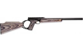 "Browning 021030202 Buck Mark Target Rifle .22LR 18""HB Blued Grey LAM"