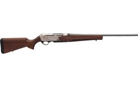 Browning 031066226 BAR MK3 Left Hand 22 Satin NKL GRD II WAL