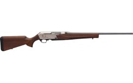 Browning 031066229 BAR MK3 Left Hand 300 WIN 24 Satin NKL GRD II WAL