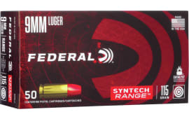 Federal AE380SJ1 380 95 TSJ Synthetic RNG - 50rd Box