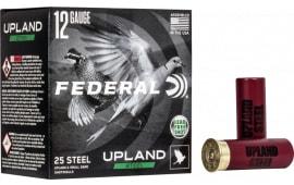 Federal USH1226 FLD/RNG 12 2.75 1OZ STL - 25sh Box