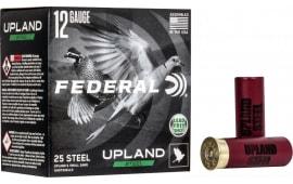 Federal USH12275 FLD/RNG 12 2.75 1OZ STL - 25sh Box