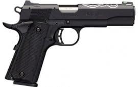 """Browning 051835490 1911-22 Black Lite .22LR 4.25"""" FS Composite M.BLACK"""