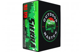 Sierra A81100120 Outdoor Master 9mm 115 Jacketed Hollow Point - 20rd Box