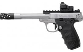 "Smith & Wesson 12079 SW22 Victory PF Center .22LR 6"" Target w/VIPER Reddot"