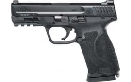 Smith & Wesson 12106 M&P45 M2.0 Compact FS 10-SHOT Black Poly