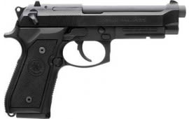 "Beretta JS92M9A1CA M9A1 4.9"" FS 10-SH w/RAIL BLACK-CALIFORNIA"