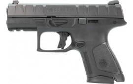 """Beretta JAXC920 APX Compact 3.7"""" FS 10-SHOT Black Polymer"""