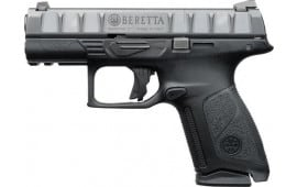 "Beretta JAXQ920 APX Centurion 3.7"" FS 10-SHOT Black Polymer"