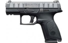 "Beretta JAXQ921 APX Centurion 3.7"" FS 15-SHOT Black Polymer"