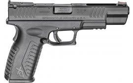 Springfield XDM952510BHCE 5.25 15R Black
