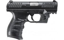 "Walther 5080500VRL CCP M2 3.54"" FS 8-SHOT w/VIRIDiamondbackN RED Laser"
