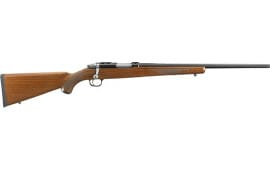 Ruger 7217 77/17 .17WSM Blue Walnut w/RINGS