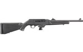 "Ruger 19102 PC Carbine *CA Compliant* Semi-Auto 16.12"" 10+1 Black Hardcoat Anodized"