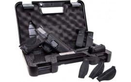 "Smith & Wesson 12487 M&P9 M2.0 4.25"" FS10rdArmornite w/RANGE KIT"