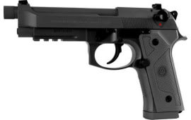 "Beretta J92M9A30 M9A3 FS 5.2"" NS10rdThreaded Black Italy"