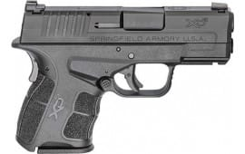 """Springfield XDSG9339BT XDSG MOD.2 .9MM 3.3"""" Tritium Sight Tactical Rear BL"""